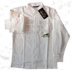 Официална риза, бяла