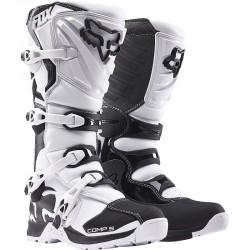 Comp 5 Boot - бяло, MX17-...