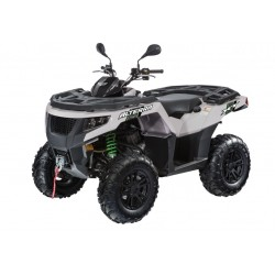 ARCTIC CAT ALTERRA 700 XT,...