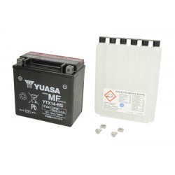 Акумулатор YUASA YTX14-BS